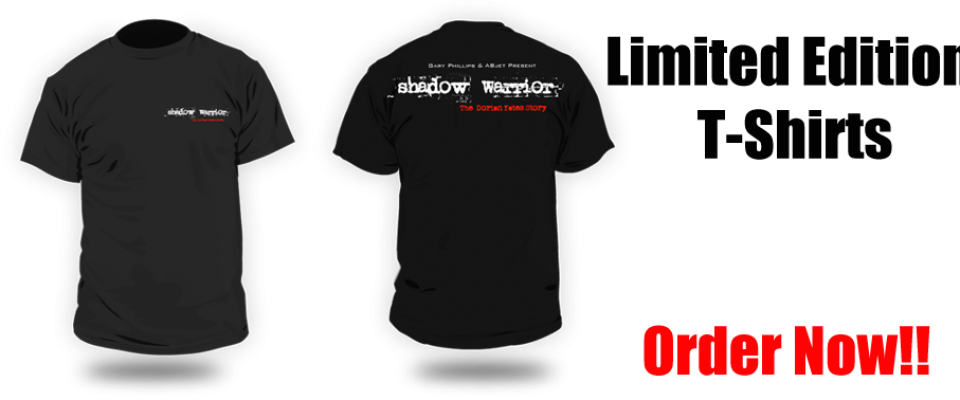 Shadow Warrior: Tee-shirt